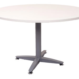 Round-Office-Meeting-Table-White-Brisbane-Sydney-Melbourne